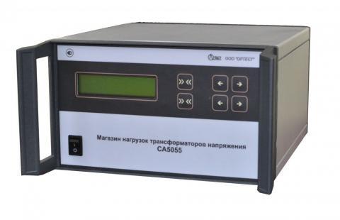 Магазин нагрузок трансформаторов СА5055